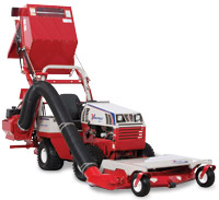 Ventrac Vacuum Collection System RV602