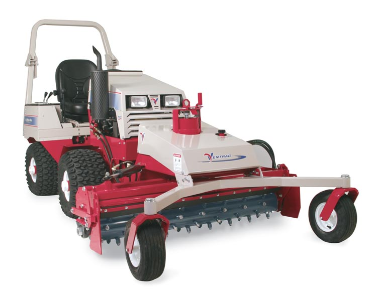 Ventrac Featured Products Power Rake