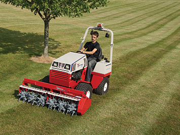 AERA-Vator for Ventrac 4500s