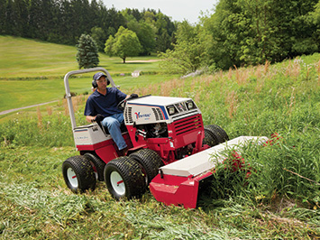 Tough Cut for Ventrac 4500
