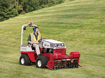 Aerator for both the Ventrac 4500 & 3400