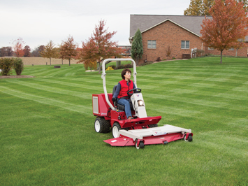 Ventrac 3400 LM Side Discharge Finish Mower