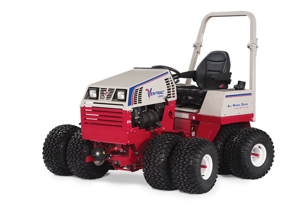 Ventrac 4000 Series Attachments