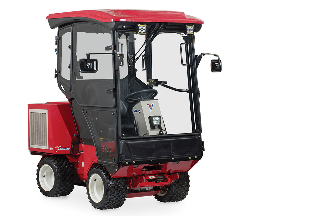 Ventrac 3000 Series Attachments