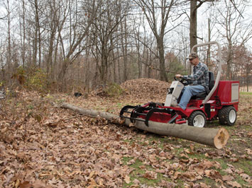 Power Broom for Ventrac 4500