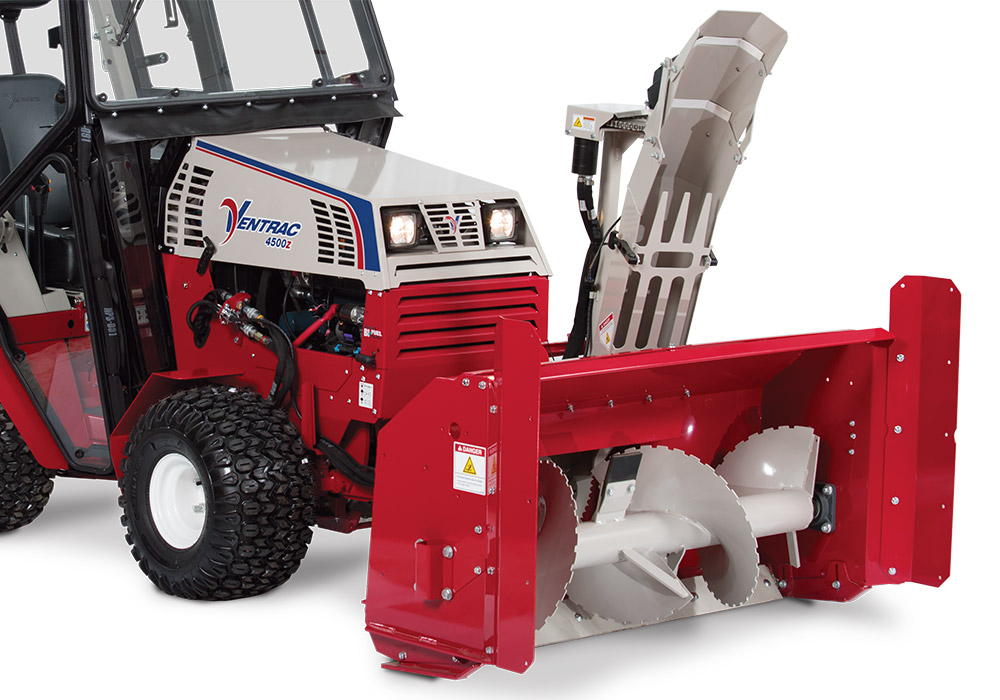 Industrial Snow Blowers : Large commercial snow blowers related keywords