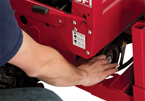 Ventrac Mount System Step 03