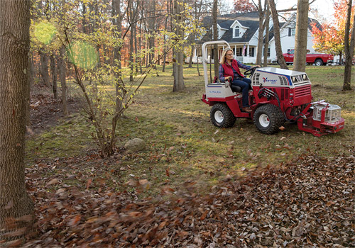 Clear Leaves From Your Property Fast