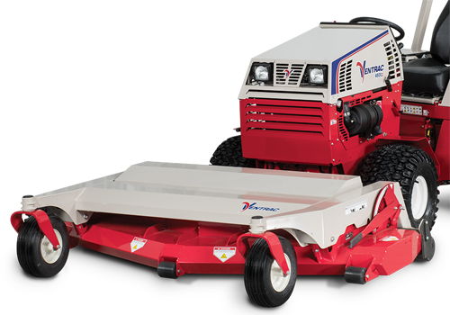 Ventrac Mount Steps