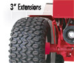 Wheel Extensions