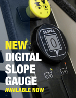 New Digital Slope Gauge
