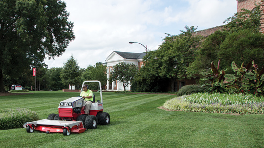 Finish Mower Advantage
