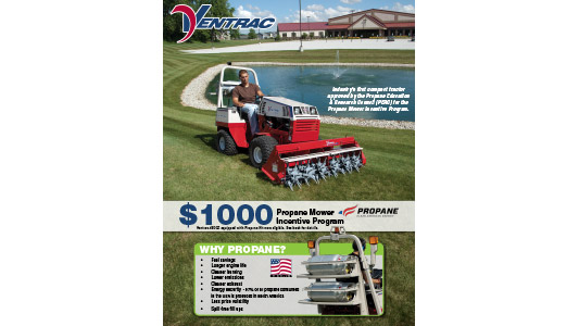 $1000 Mower Incentive Program