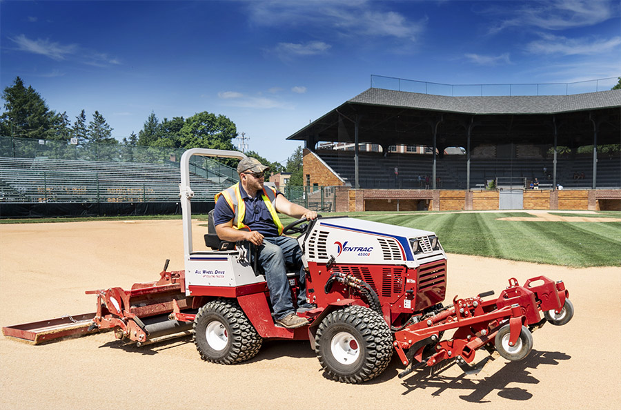 Ventrac Compact Tractors & Attachments