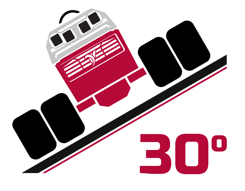 30 Degree Slope
