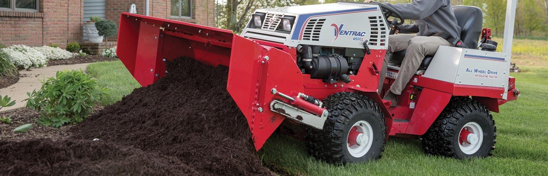Ventrac 4000 Series Compact Tractors